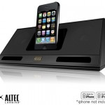 Altec Lansing inMotion Deep Bass Speaker system for iPods, iPhones, and MP3 players only $19.99