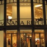Banana Republic:  50% off 5 items in store only!