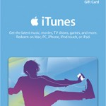 HOT DEAL ALERT:  iTunes gift cards 20% off at Best Buy today!