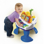 Fisher Price Baby Grand Piano only $25 + Vtech Learn & Dance Zoo only $10