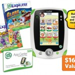 HOT DEAL ALERT:  LeapPad Bundle back in stock – $159.99 shipped!