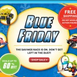 Mattel Blue Friday:  Save up to 60% off on Hot Wheels and action figures + free shipping and cash back!