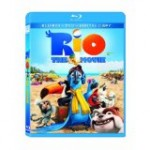 Rio Blu Ray/DVD Combo Pack only $4.99!