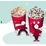 Starbucks BOGO free Holiday Drinks promotion starts today! (11/17-11/20)