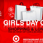 HOT DEAL ALERT:  $25 Target gift card + $50 Restaurant.com gift card only $26!