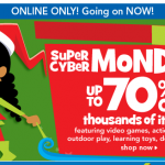 Toys 'R Us Cyber Monday sale + Bonus Deals!