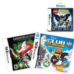 Nintendo DS games:  Buy 2, get 1 free bundle pack!