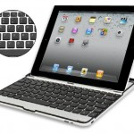Hype Titanium Bluetooth Case and Keyboard for iPad 2 With Island Style Keys and Rechargeable Battery for $29.99