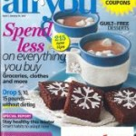 Get All You Magazine for as low as $.68/issue!