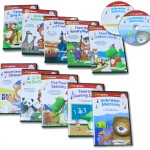 Baby Genius Ultimate Children's Library:  10 CDs + 10 DVDs (500+ minutes run time) for $29.99!
