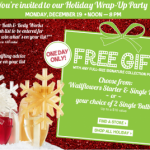 FREEBIE ALERT:  Free Gift with Signature Collection purchase at Bath & Body Works