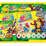Crayola Color Wonders Super Hero Gift set only $5.97 shipped ($15 value)