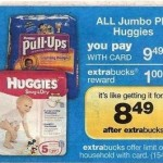 Print & Hold:  Pull-Ups for $4.49 at CVS next week!