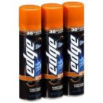 Edge Shave Gel just $.75 each!