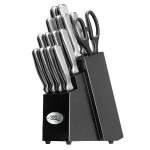 Ginsu Kotta Series 04897 20-Piece 420J2 Stainless Steel Cutlery Set with Hardwood Block for $39.18 shipped (61% off!)