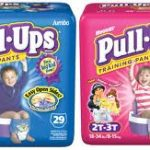 Printable Coupon Alert:  $2/1 Huggies Pull-Ups!