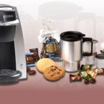 Keurig Coffee Maker Gift Set as low as $111.10 shipped ($179 value!)