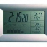 Kirch 80285 Scientific Wireless Weather Station Atomic Alarm Clock only $19.99 (regularly $129.99)