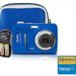 Kodak C1530 14MP Digital Camera Bundle w/ 3x Optical Zoom, 3.0″ LCD Display, Kodak Share Button only $49 shipped!