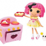 Lalaloopsy Doll with Stovetop Playset only $19.99 shipped!