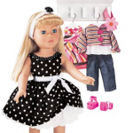 Madame Alexander Doll bundle for $39.99 shipped!