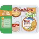 Printable Coupon Alert:  $.50/1 Oscar Mayer Lunchables with Fruit!