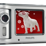 Phillips SIC3608S/G7 8MP Digital Camera with 4x Optical Zoom – Silver for $45 shipped!