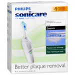 Philips Sonicare Rechargeable Sonic Toothbrush Essence e5300 $20 shipped after coupon and rebate!