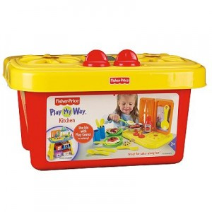 Fisher Price Kitchen Table Walmart