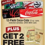 Safeway:  Get 4 Coke products and 2 bags of chips for $7.98 OOP!