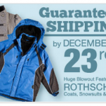Rothschild Outerwear up to 75% off (PSA $11.50!)