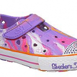 HOT DEAL ALERT:  Girls Skechers Twinkle Toes Sneakers only $8 shipped!