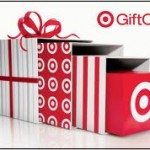 $10 Target Gift Card when you spend $50 in store!