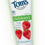 FREEBIE ALERT:  Free Tom's of Maine toothpaste sample!