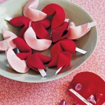 30 Days of Valentine's Fun: Felt Fortune Cookies
