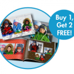 Snapfish: Buy 1, get 2 free Photo Calendars and Photo Books!