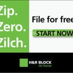 File your taxes for FREE with H&R Block online!