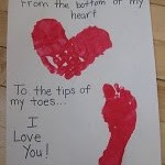 30 Days of Valentine's Fun Day #8: Grandparent Gift Idea