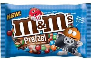 M&Ms-pretzels