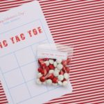 30 Days of Valentine's Fun: Tic Tac Toe Valentines