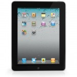 Apple iPad 1 64GB With AT&T 3G + WiFi, 9.7″ HD Screen, Bluetooth, Apple App Store & 10 Hours Battery Life for $399.99!