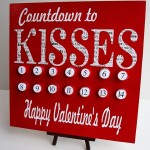 30 Days of Valentine's Fun Day #1:  Valentine's Day Countdown!