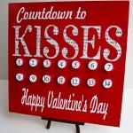 30 Days of Valentine's Fun Day #1:  Valentine's Day Countdown!