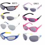 Get 6 pairs of boys or girls sunglasses for $10.99 shipped!