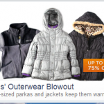 Kids Outerwear Blowout Sale (prices start at $6.99!)