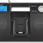 Insignia NS-B3113B Boombox w/ AM/FM and iPod Dock for $9.98 shipped!