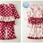 Hautelook:  super cute Jupon two piece set only $15 (73% off!)