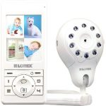 Lorex LW2003 LIVE snap Video Baby Monitor (White) for $109.99 shipped (72% off)