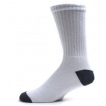 12 pair Men's Athletic Crew Socks for $12.99 shipped!