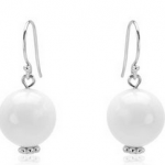 Simulated Gems Earrings Designed In Sterling Silver as low as $6!